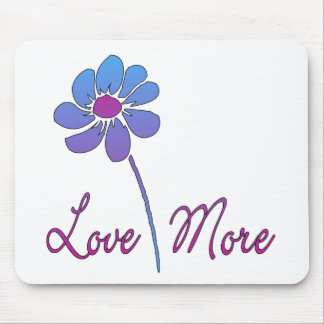 Love Each Other More Mouse Pad