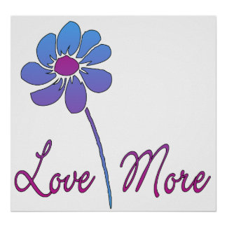 Love Each Other MOre Poster
