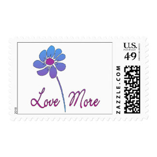 Love Each Other More Stamps