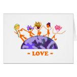 Love - Earth Card