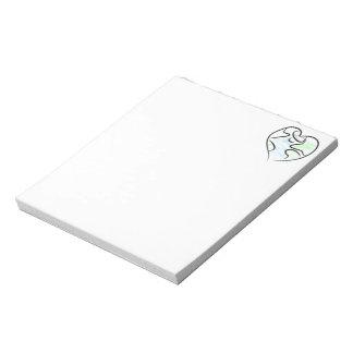 Love Earth Notepad