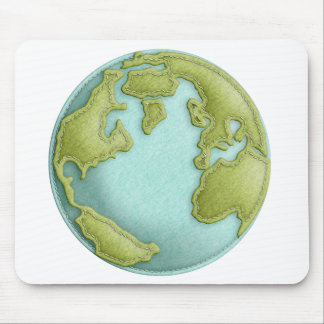 Love Earth Only Home Mousepad Mouse Pad