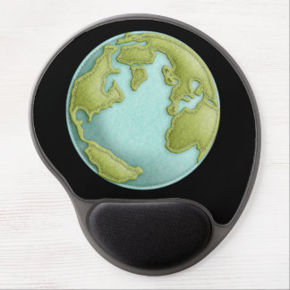 Love Earth Only Home Mousepad Gel Mouse Pad