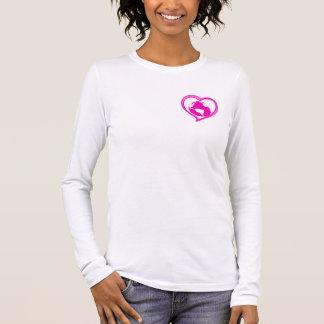 LOVE EARTH (Pink) Long Sleeve T-Shirt