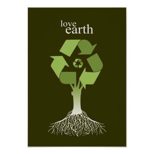 love earth poster