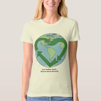 Love Earth - Recycle T-Shirt
