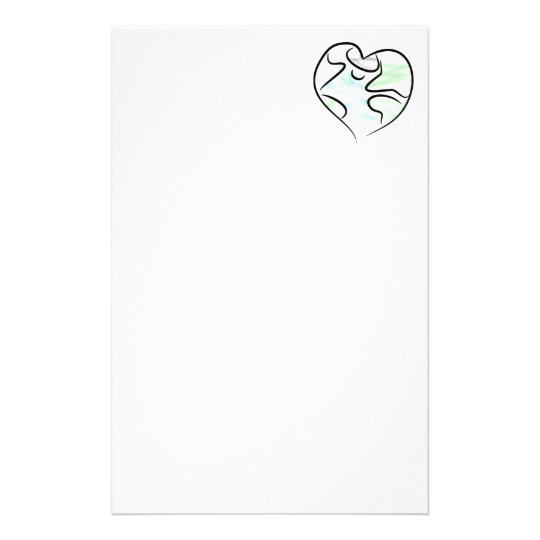 Love Earth Stationery