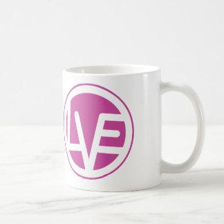 Love Emblem Pink Mug