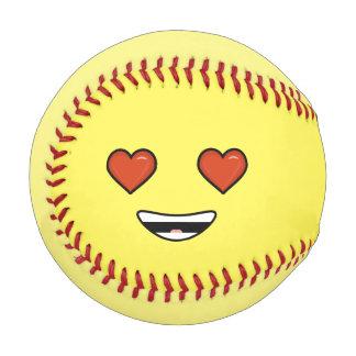 Love Emoji Baseball