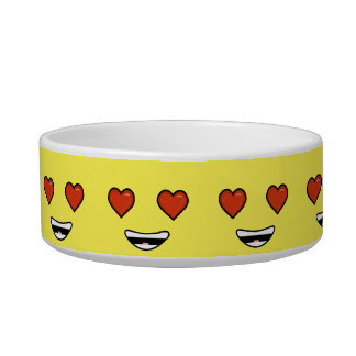 Love Emoji Bowl