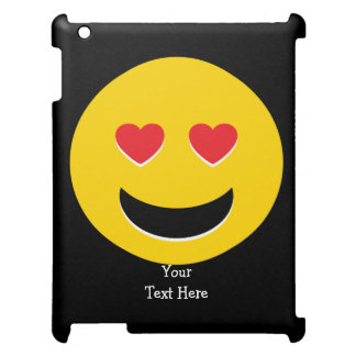 Love Emoji/ Emoticons iPad Covers