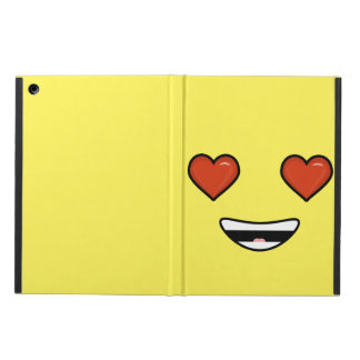Love Emoji iPad Air Case