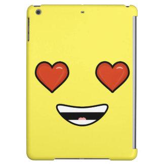Love Emoji iPad Air Covers