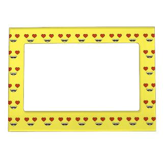 Love Emoji Magnetic Photo Frame