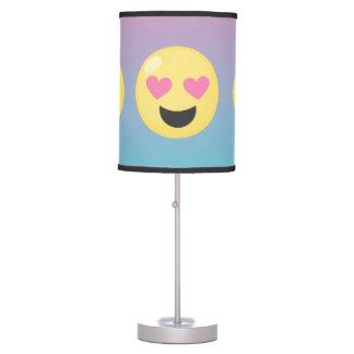 Love Emoji Ombre Lamp