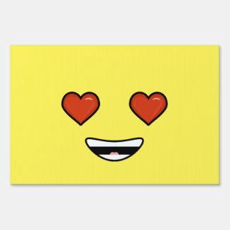 Love Emoji Sign