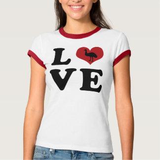 LOVE - Emu T-Shirt