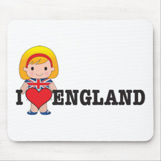 Love England Mouse Pads