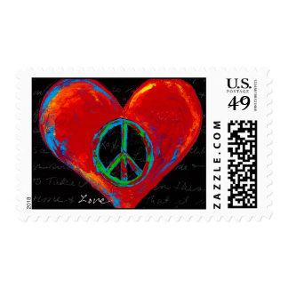 Love enough stamp