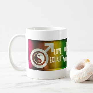 Love Equality Coffee Mug