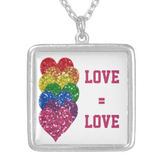 Love Equality : Necklace