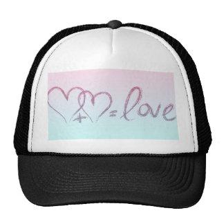 Love Equation Trucker Hat
