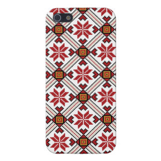 Love Ethnic Pattern Covers For iPhone 5