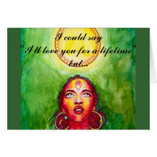 Love Everlasting Card