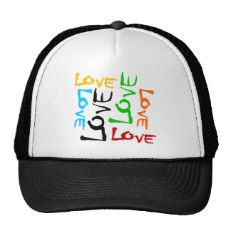 Love Every Which Way In 6 Colors Hats