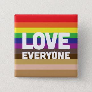 Love Everyone Button