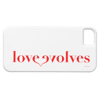 Love Evolves - iPhone case for the We Generation