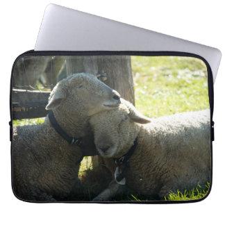 Love Ewe Sheep Computer Sleeves