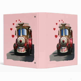 Love Express Train Binder