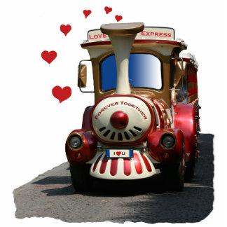 Love Express Train Statuette