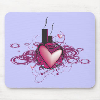 Love Factory Mouse Pad