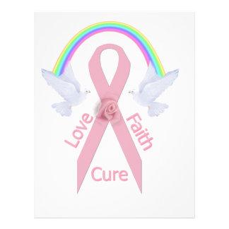 Love Faith Cure Flyer