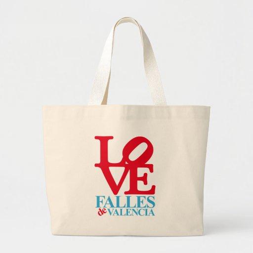 LOVE FALLES SINGLE BOLSAS