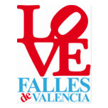 LOVE FALLES SINGLE TARJETAS POSTALES