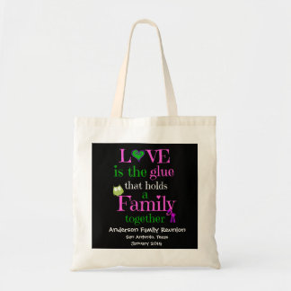 LOVE FAMILY TOGETHER, Cute Reunion Welcome Bags