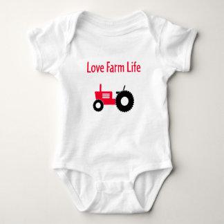 Love Farm Life Baby Bodysuit