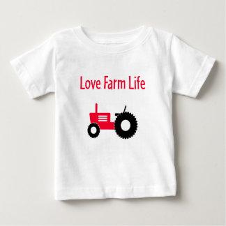 Love Farm Life Kids/Baby Baby T-Shirt