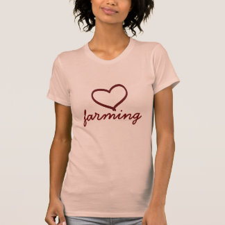 Love Farming, t-shirt for her