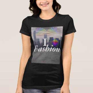 Love Fashion NYC CricketDiane Fashionista Trendy T-Shirt