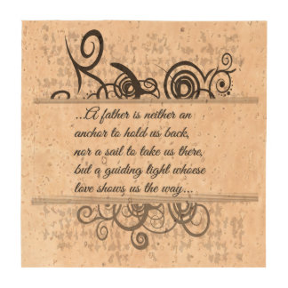Love Father-Guiding light Drink Coasters
