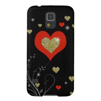 love feelings galaxy s5 cases