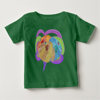 Love Fish Baby T-Shirt