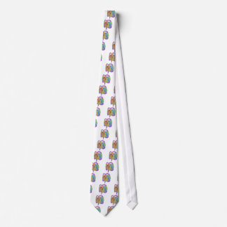 Love Fish Neck Tie