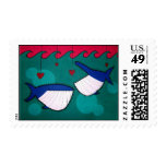 Love Fishing Stamps