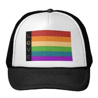 Love Flag Trucker Hat