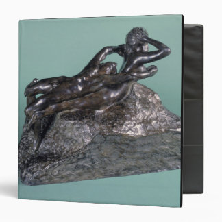 Love Fleeing, 1883-84 (bronze) Binder